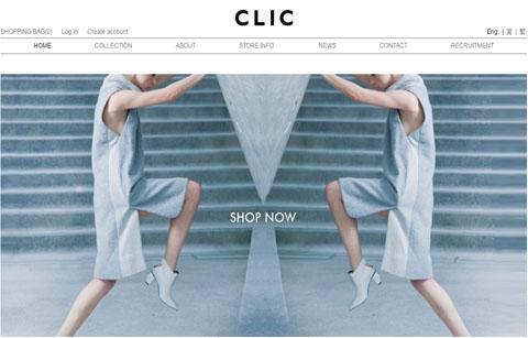 外贸鞋子商城网站案例